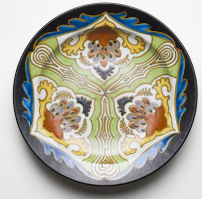 スコーンホーフェン製 飾り皿