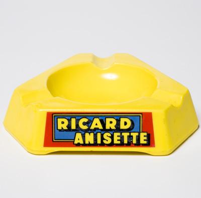 RICARD ANISETTE 灰皿 (OPALEX)