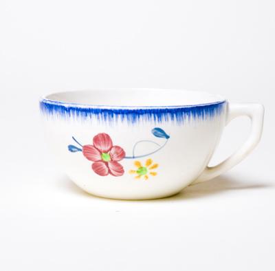 Digoin & Sarreguemines製カフェオレカップ