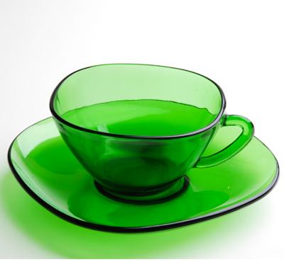 アンティークカップ(グリーン)