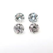 天然石ルース(裸石) ホワイトダイヤモンド【VVS】<D-F>カラー(アフリカ産・無処理)/ラウンド【1.9mm】ダイヤモンドカット(1個)