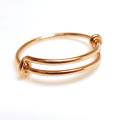 14kgfローズゴールドフィルド・リング指輪(アジャスター)(サイズ目安9〜13号)(1個)