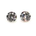 天然石ルース(裸石) ホワイトダイヤモンド【SI】F-Gカラー(アフリカ産・無処理)/ラウンド【2.5mm】ダイヤモンドカット(1個)