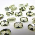 天然石ルース(裸石)・ダイアスポア(ジアスポア)(トルコ産・非加熱)/オーバル【6×4mm】ファセットカット(1個)