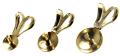 ペンダントトップ・突刺し(芯立・皿付)バチカン付「14kgf/ゴールドフィルド」【3.2mm】(3個)