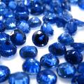 天然石ルース(裸石)・ブルーカイヤナイト/ファセットカット(ラウンド)【4mm】(1個)