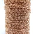 ローズゴールドフィルド・アズキチェーン(1.2mm)「14kgf」50センチ(1本)
