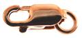 ローズゴールドフィルド・ロブスタークラスプ3×8mm「14kgf」(5個)