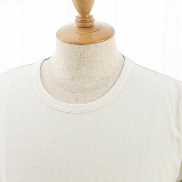 ヘンプ Tシャツ メンズ きなり