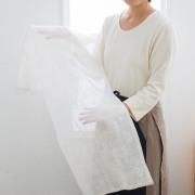 蚊帳タオル