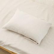 【国内織立】麻100%(ヘンプ&リネン) 枕カバー