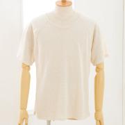 ヘンプ100% メンズ ラグラン Tシャツ