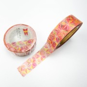 麻の葉 マスキングテープ