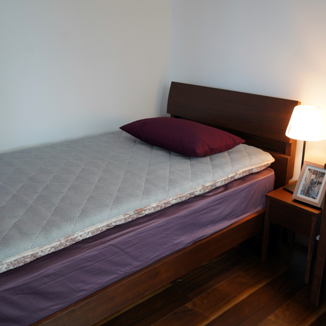 モンタナ真綿入りSPW ベッド