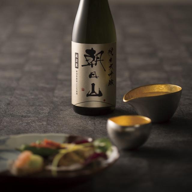 「朝日山 純米大吟醸 越淡麗」イメージ画像