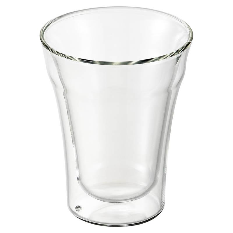 <悠遊器房>耐熱2重グラス 270ml【電子レンジOK 保温 保冷】【耐熱2重ガラス】【記念品】【新築祝い】【ギフト】【お祝い】