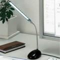 LEDフレックススタンド(デラックス)【照明スタンド】【デスクライト】【リモートワーク】【USB電源】