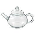 【悠遊器房】ティーポット 150【耐熱ガラス】【ティーポット】【小型】【18-8ステンレス茶こし付】