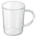 【悠遊器房】手付きマグカップ【耐熱ガラス】【紅茶、コーヒー、お茶】【ティータイム】