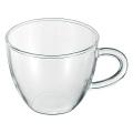【悠遊器房】手付きミニカップ【耐熱ガラス】【電子レンジ】【エスプレッソ】【コーヒー】【中国茶】【ティータイム】