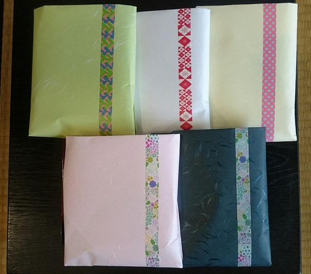 ほんの気持ちの贈り物……月琴の調べ(昆布大根120g) 和紙でお包みして…