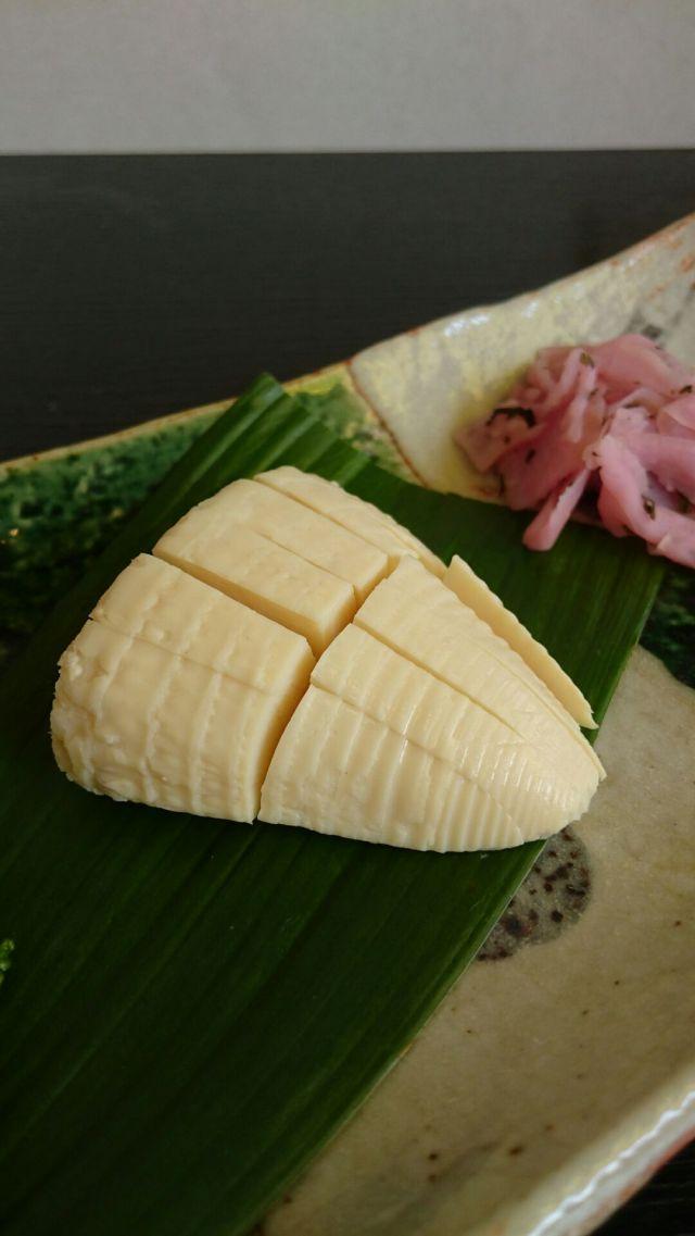 【春季限定】 国産 竹の子のしょうゆ漬