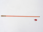 【国産洗い矢】ショットガン.12G用/3本継ぎ.油拭き1個付/中古品セール!