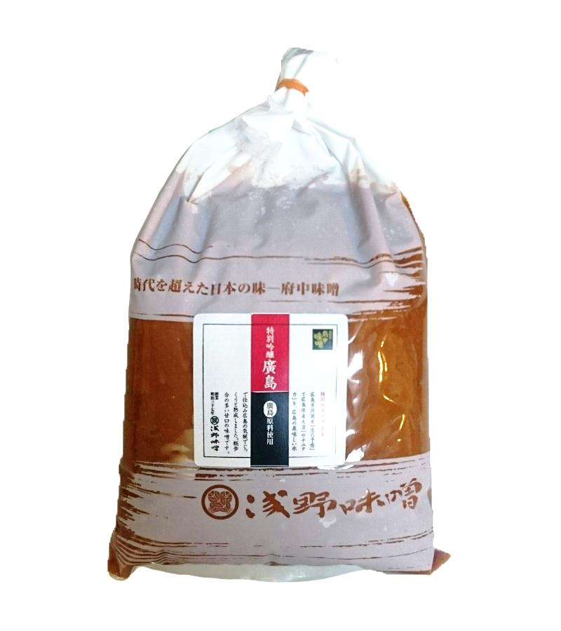 【数量限定】 特別吟醸 廣島 1kg 袋
