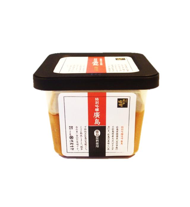 【数量限定】 特別吟醸 廣島  400g カップ