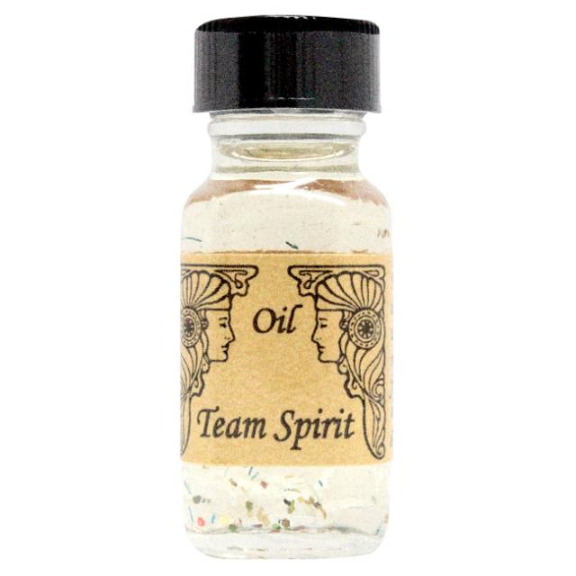 [チームスピリット(Team Spirit)(チーム団結)]アンシェントメモリーオイル