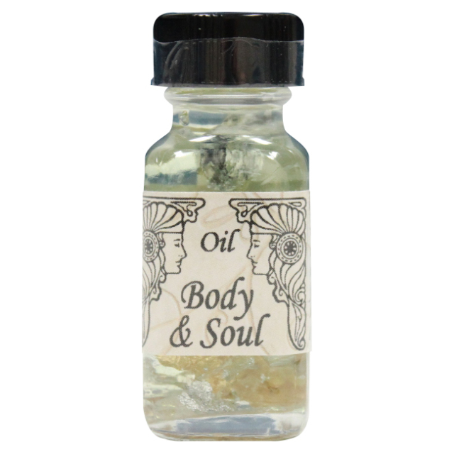 [ボディアンドソウル(Body and Soul)(身体と魂)]アンシェントメモリーオイル