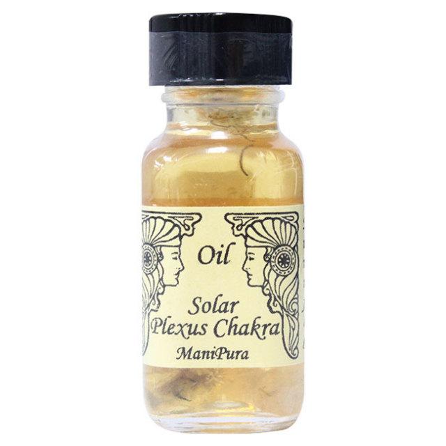 [第3ソーラープレクサスチャクラ(チャクラ3)Solar Chakra]アンシェントメモリーオイル/チャクラオイル