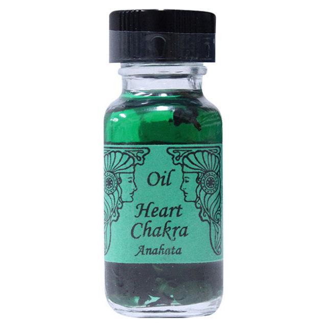 [第4ハートチャクラ(チャクラ4)Heart Chakra]アンシェントメモリーオイル/チャクラオイル