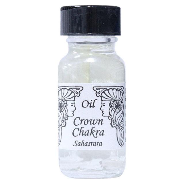 [第7クラウンチャクラ(チャクラ7)Crown Chakra]アンシェントメモリーオイル/チャクラオイル