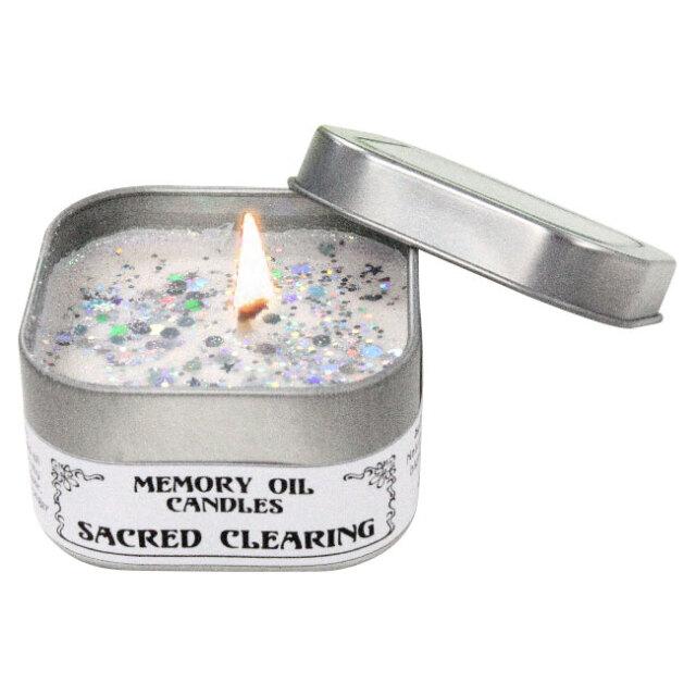 [神聖な浄化(Sacred Clearing)]アンシェントメモリーオイル/キャンドル