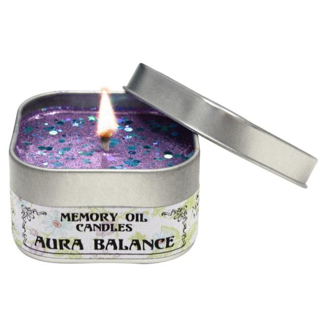 [オーラ・バランス(Aura Balance)]アンシェントメモリーオイル/キャンドル