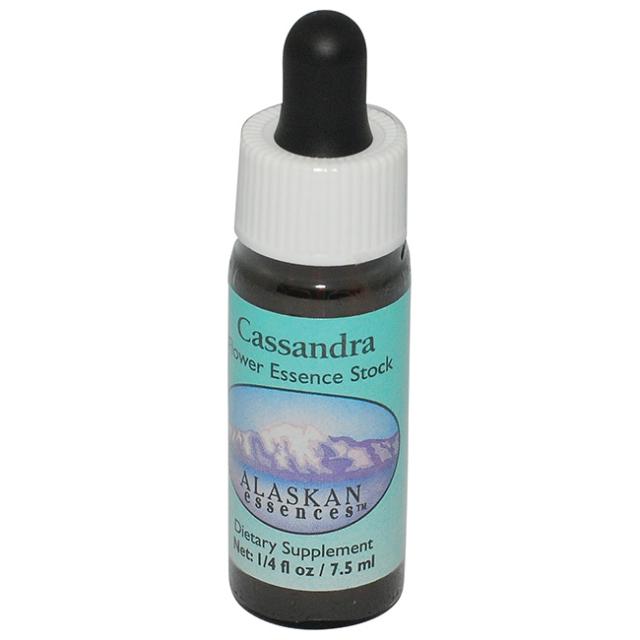 [カサンドラ]アラスカン・エッセンス/フラワーエッセンス