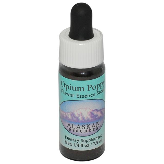 [オピウムポピー]アラスカン・エッセンス/フラワーエッセンス/フラワーエッセンス