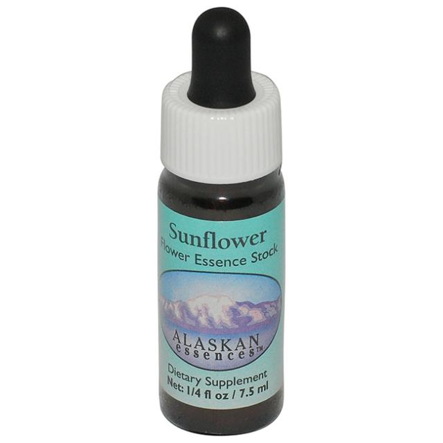 [サンフラワー]アラスカン・エッセンス/フラワーエッセンス