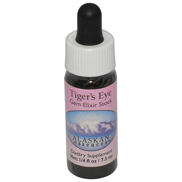 [タイガーズアイ]アラスカン・エッセンス/ジェムエリクサー