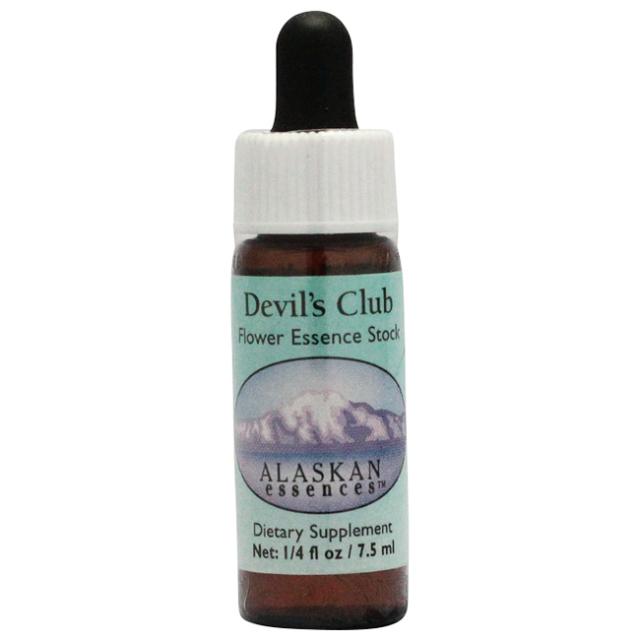 [デビルズクラブ]アラスカン・エッセンス/リサーチエッセンス(フラワー)/フラワーエッセンス