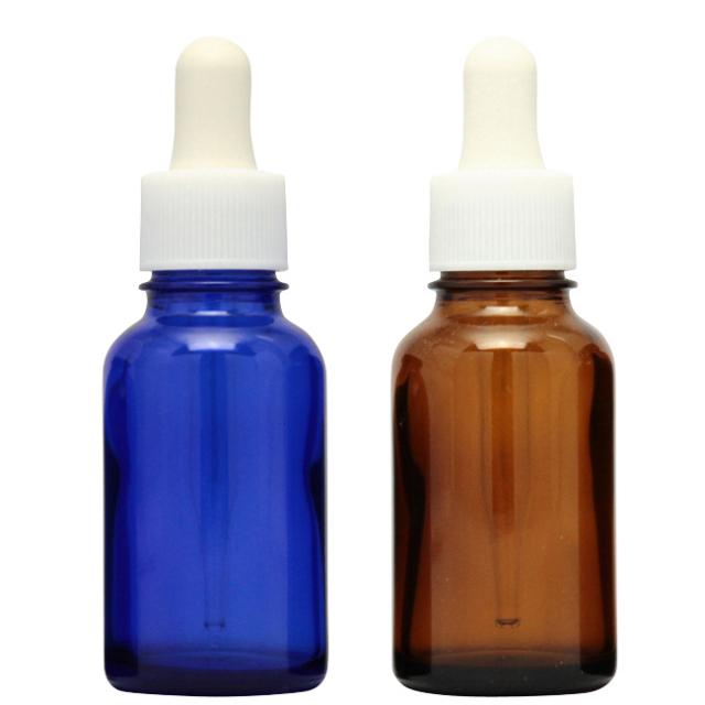 [ドーセージボトル 30ML MIX(ブルー ブラウン)合計12本セット]ドーセージボトル・スプレー
