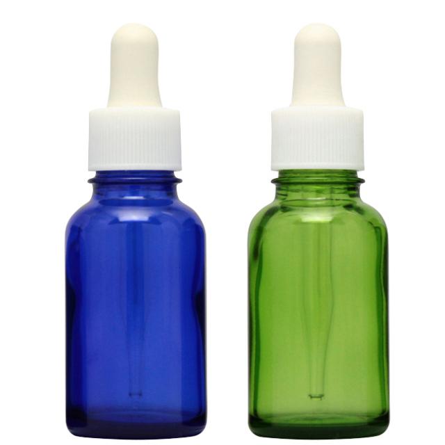 [ドーセージボトル 30ML MIX(ブルー グリーン)合計12本セット]ドーセージボトル・スプレー