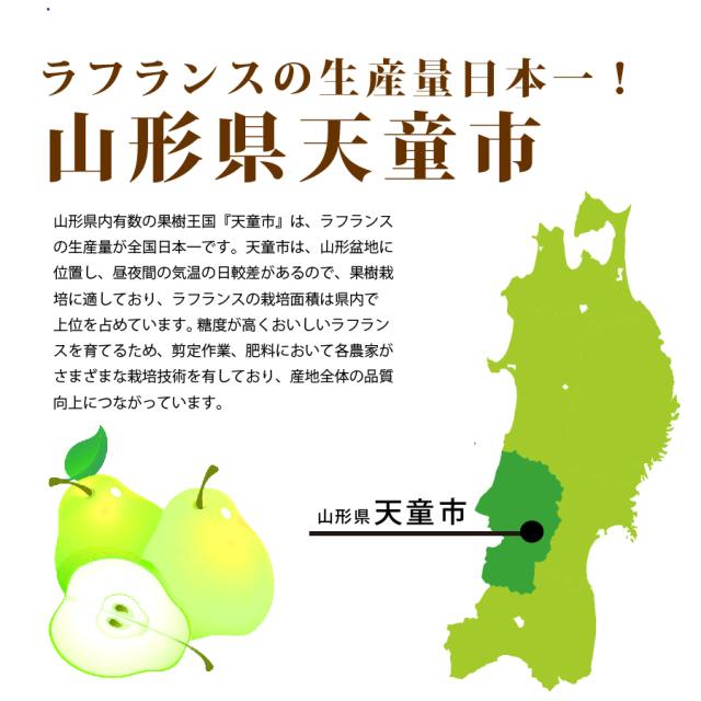 生産量日本一・天童市から産地直送