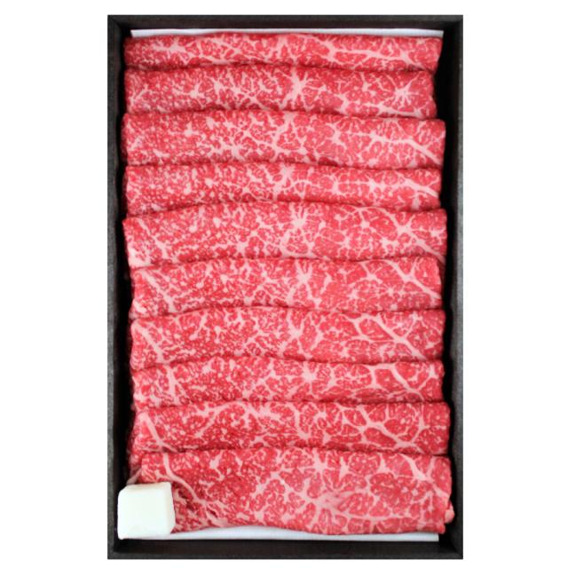 山形牛すき焼き肉