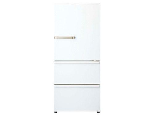 アクア 272L 冷凍冷蔵庫 AQR-27H-W