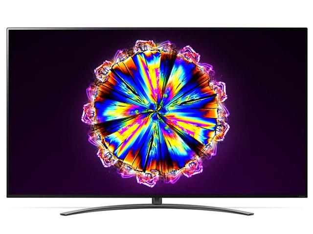 86NANO91JNA LG 4K 液晶テレビ