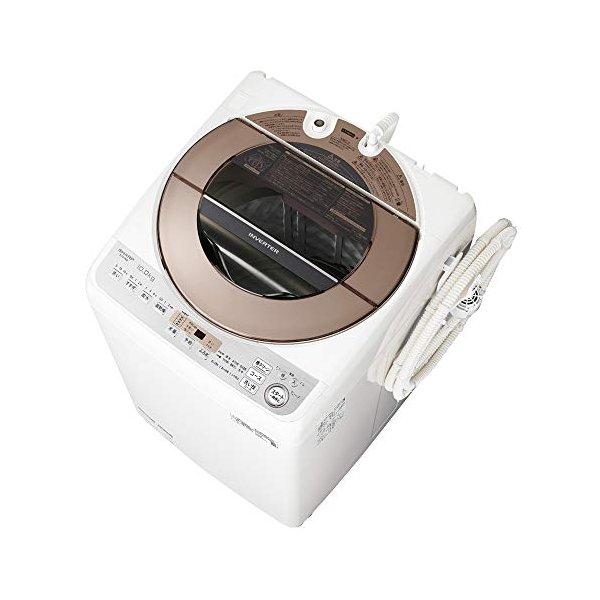 ES-GV10D-T シャープ 洗濯機