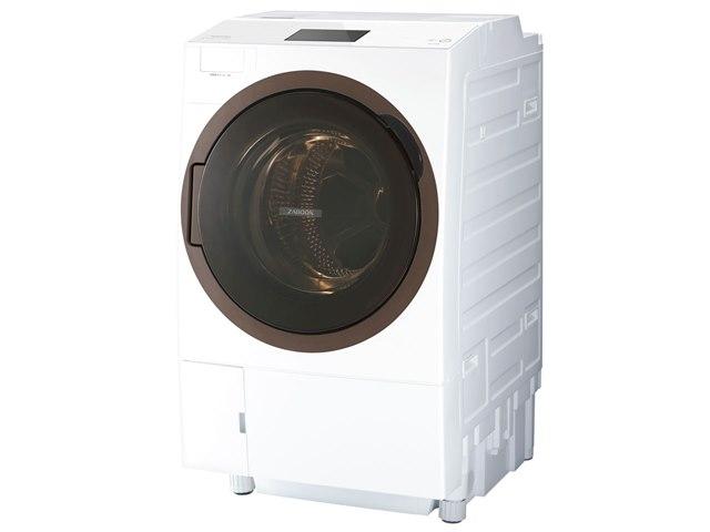 TW-127X8L-W 東芝 全自動ドラム洗濯乾燥機