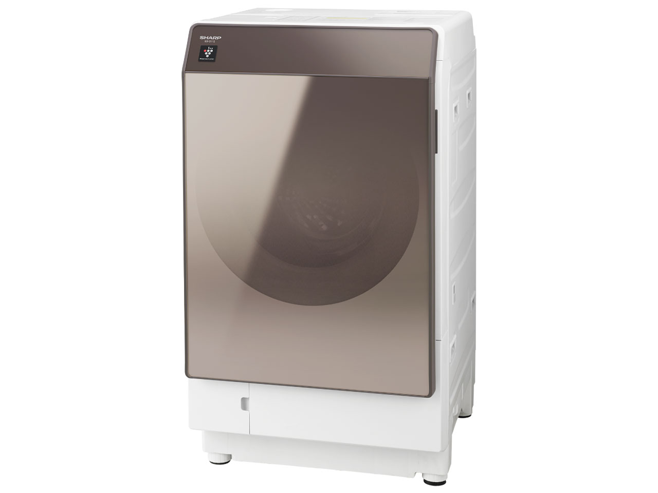 ES-G112-TL シャープ ドラム洗濯乾燥機